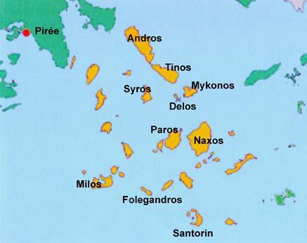 Grèce,Cyclades,voyages,musées,sites archéologiques,photos,récits